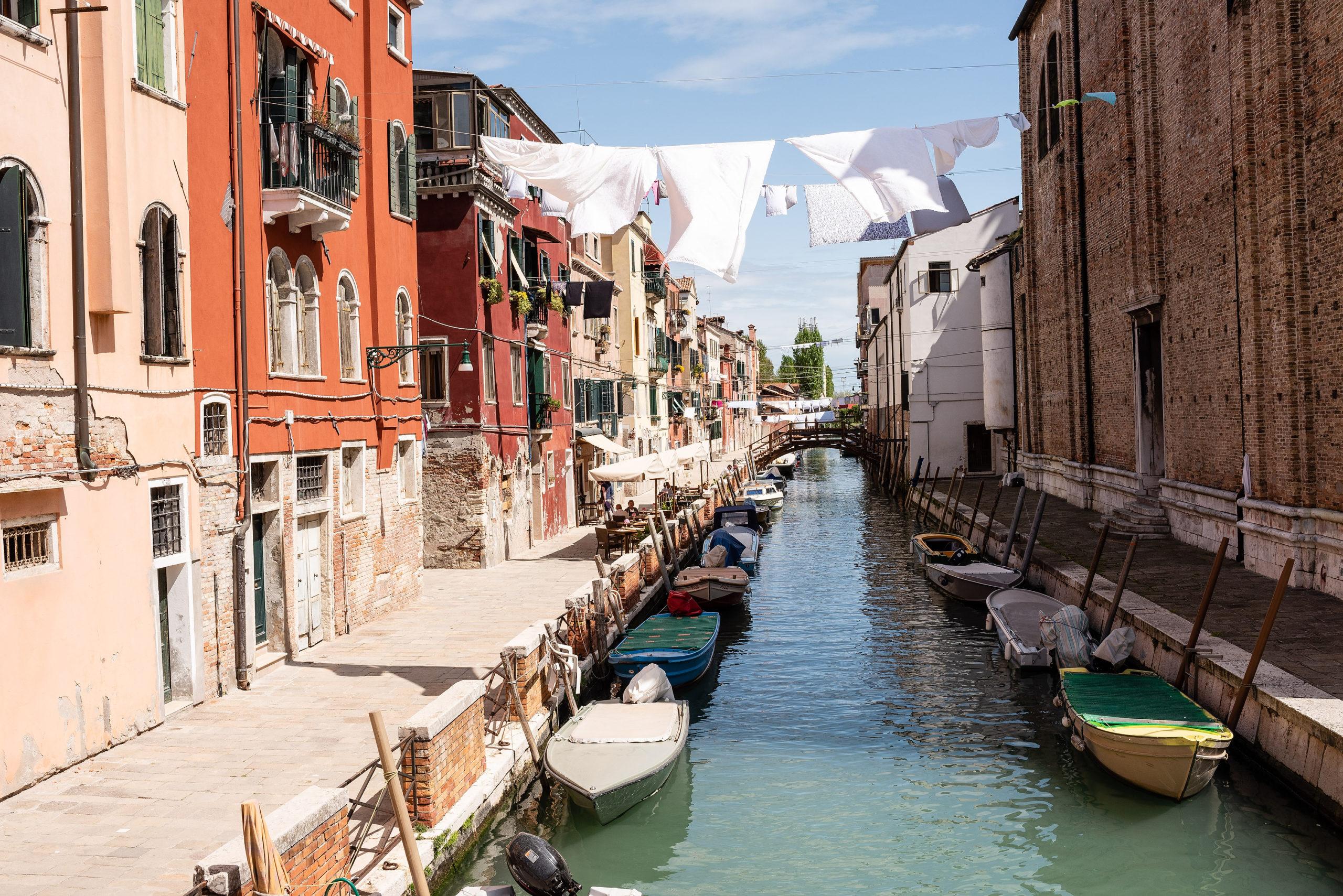 Venise populaire