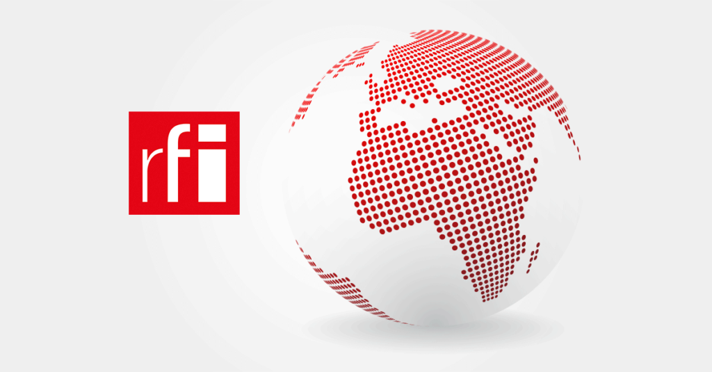 Le logo de Radio France Internationale RFI